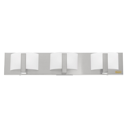 Access Lighting Access Lighting Oracle Brushed Steel Bathroom Light 62033-BS/OPL
