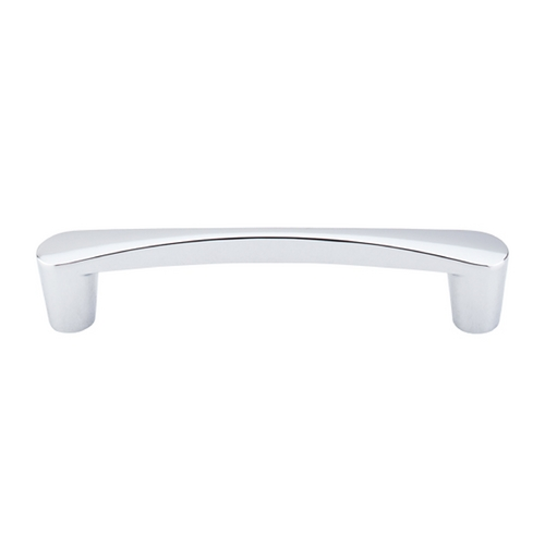 Top Knobs Hardware Modern Cabinet Pull in Polished Chrome Finish M1181