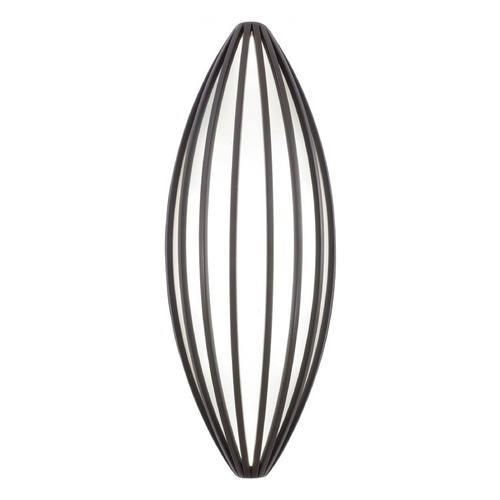 George Kovacs Lighting Minka Dorian Bronze LED Outdoor Wall Light P1233-615B-L