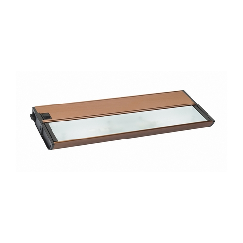 Kichler Lighting Kichler Lighting Modular Low V Xenon Brushed Bronze 13-Inch Linear Light 10564BRZ