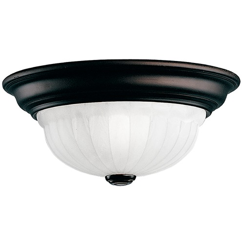Dolan Designs Lighting 11-Inch Flushmount Ceiling Light 521-30