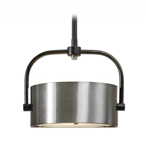 Uttermost Lighting Uttermost Belding 1 Light Industrial Mini Pendant 22029