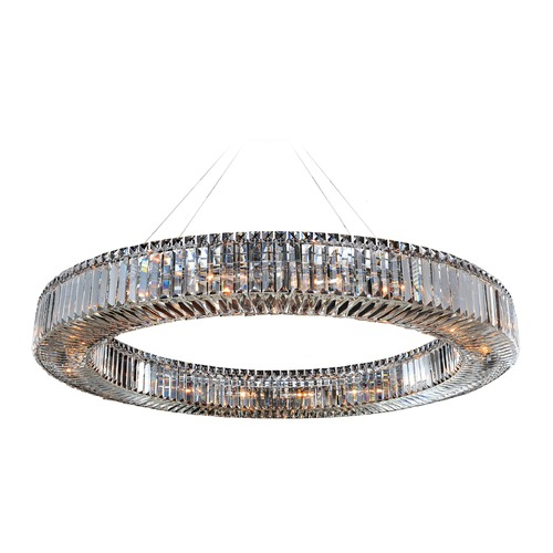 Allegri Lighting Rondelle 47in Round Pendant 11706-010-FR001