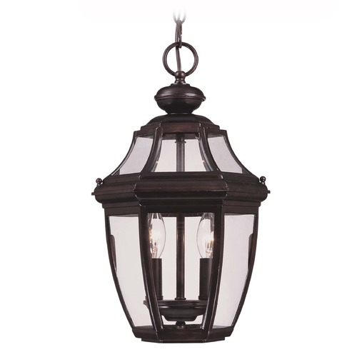 Savoy House Savoy House English Bronze Outdoor Hanging Light 5-494-13