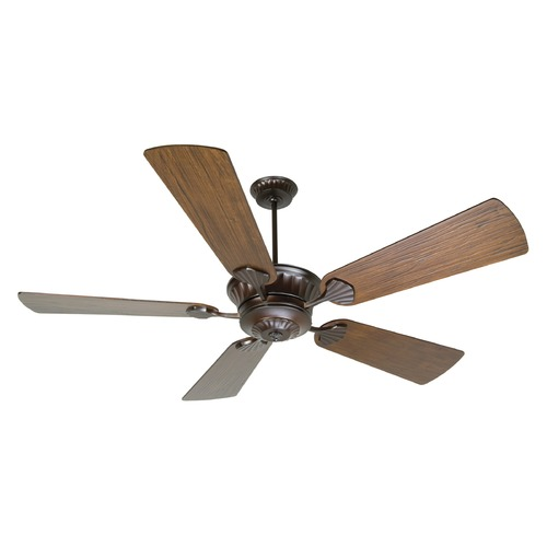 Craftmade Lighting Craftmade Lighting Dc Epic Oiled Bronze Ceiling Fan Without Light K10795