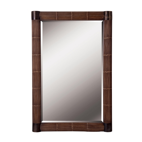 Kenroy Home Lighting Bundle Rectangle 28-Inch Mirror 60099