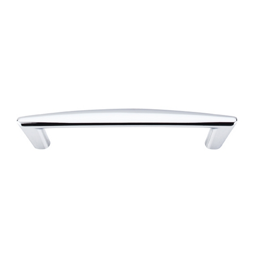 Top Knobs Hardware Modern Cabinet Pull in Polished Chrome Finish M1184