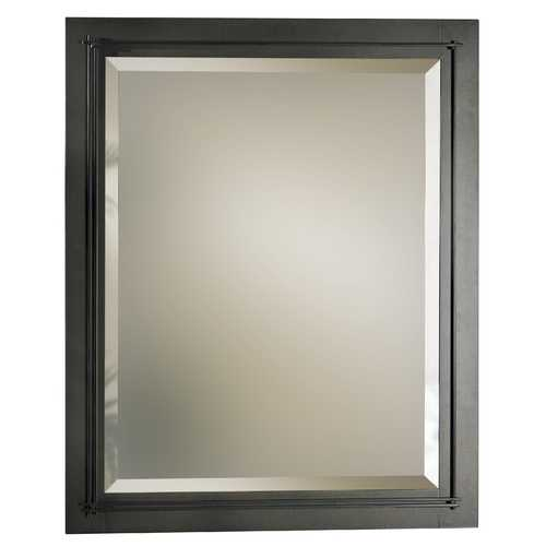 Hubbardton Forge Lighting Rectangle 26-Inch Decorative Mirror 710118-07