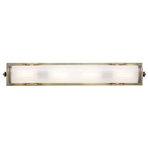 Hudson Valley Lighting Historic Bronze Bathroom Light - Vertical or Horizontal Mounting 953-HB