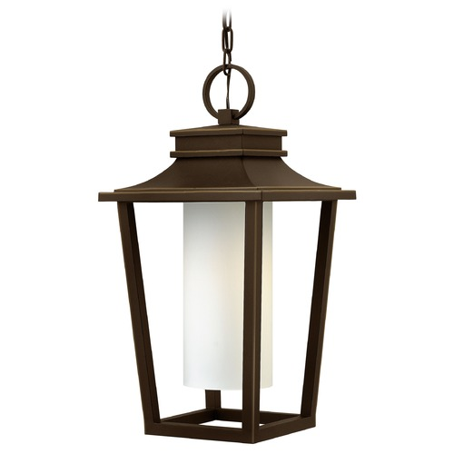 Hinkley Lighting Hinkley Lighting Sullivan Oil Rubbed Bronze Outdoor Hanging Light 1742OZ