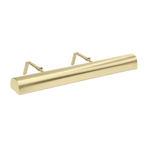House of Troy Lighting Picture Light in Satin Brass Finish T24-51