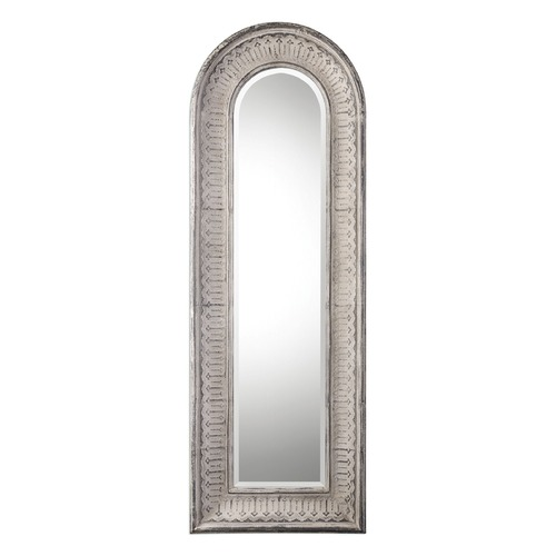 Uttermost Lighting Uttermost Argenton Aged Grey Arch Mirror 9118