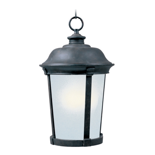 Maxim Lighting Maxim Lighting Dover Ee Bronze Outdoor Hanging Light 85099FSBZ