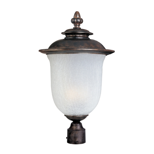 Maxim Lighting Maxim Lighting Cambria Ee Chocolate Post Light 85190FCCH