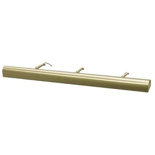 House of Troy Lighting Picture Light in Satin Brass Finish T36-51
