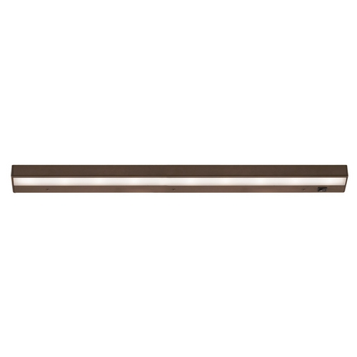 WAC Lighting Wac Lighting Bronze 30-Inch LED Linear Light BA-LED10-BB