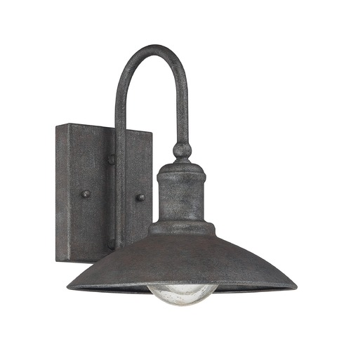Savoy House Seeded Glass Outdoor Wall Light Bronze Savoy House 5-5030-1-32