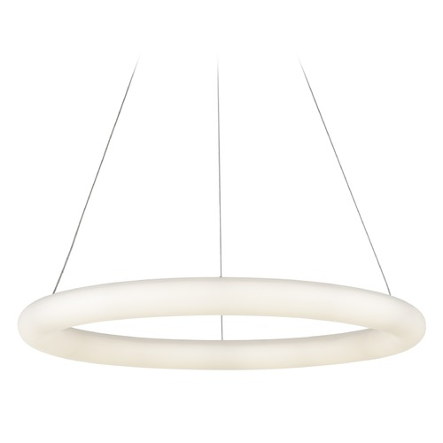 Kuzco Lighting Kuzco Lighting Cumulus Minor White LED Pendant Light PD80324-WH