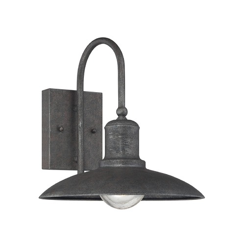Savoy House Savoy House Artisan Rust Outdoor Wall Light 5-5031-1-32