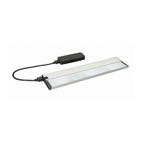 Kichler Lighting Kichler Lighting Modular Low V Xenon Brushed Nickel 22-Inch Linear Light 10566NI