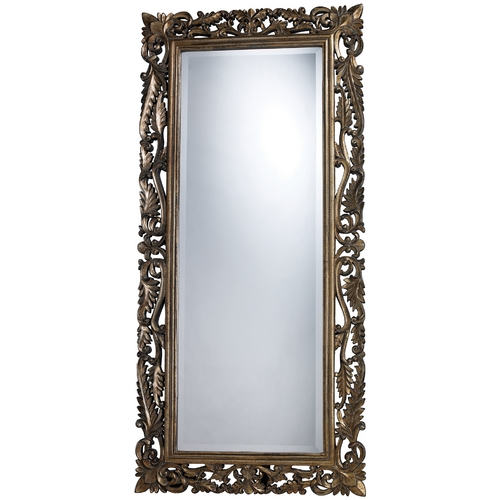 Sterling Lighting Tripoli Rectangle 28-Inch Mirror DM1930