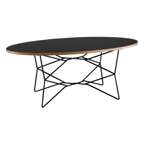 Adesso Home Lighting Adesso Home Lighting Network Black Coffee & End Table WK2273-01