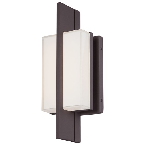 Minka Lavery Minka Lighting Lynhaven Alder Bronze LED Outdoor Wall Light 1246-246-L