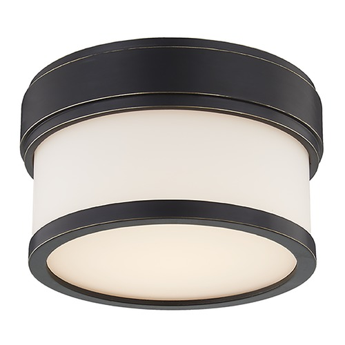 Hudson Valley Lighting Hudson Valley Lighting Gemma Old Bronze LED Flushmount Light 1420-OB