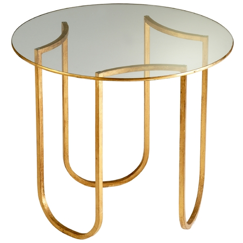 Cyan Design Cyan Design Vincente Gold Leaf Coffee & End Table 04690