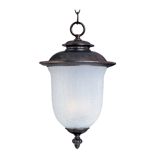Maxim Lighting Maxim Lighting Cambria Ee Chocolate Outdoor Hanging Light 85199FCCH