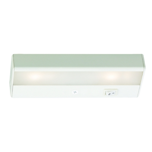 WAC Lighting Wac Lighting White 8-Inch LED Linear Light BA-LED2-WT