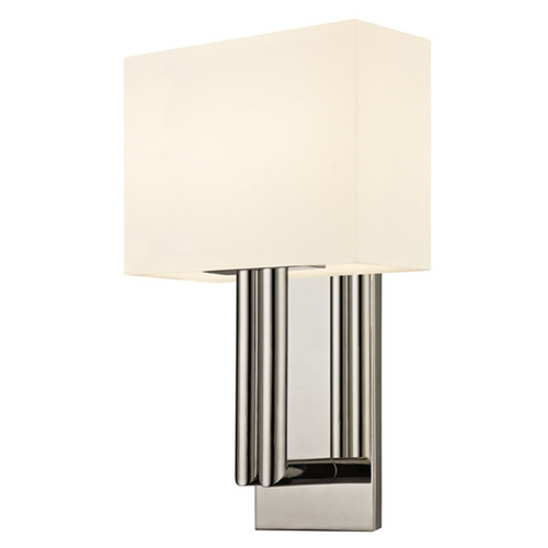 Sonneman Lighting Sonneman Lighting Madison Satin Nickel Sconce 4610.13