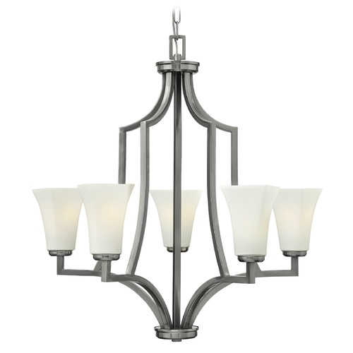 Hinkley Lighting Hinkley Lighting Spencer Brushed Nickel Chandelier 4195BN