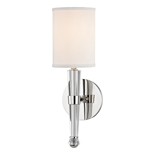 Hudson Valley Lighting Hudson Valley Lighting Volta Polished Nickel Sconce 4110-PN