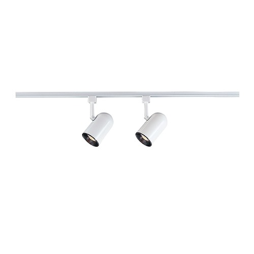Sea Gull Lighting Track Light Kit in White Finish 2670-15