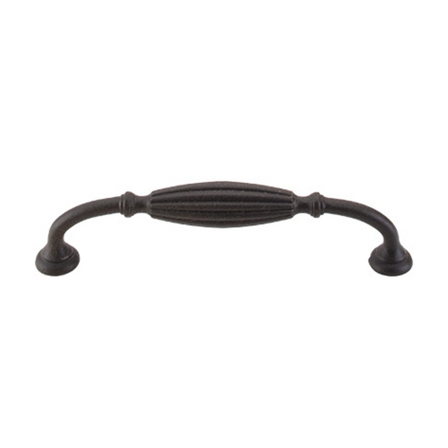 Top Knobs Hardware Cabinet Pull in Rust Finish M144
