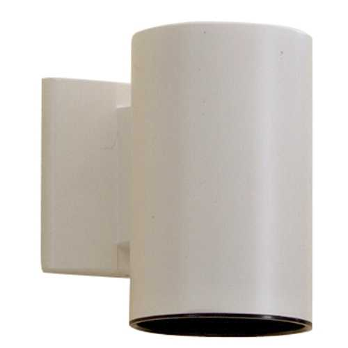 Kichler Lighting Kichler Cylindrical Outdoor Wall Light 9234WH