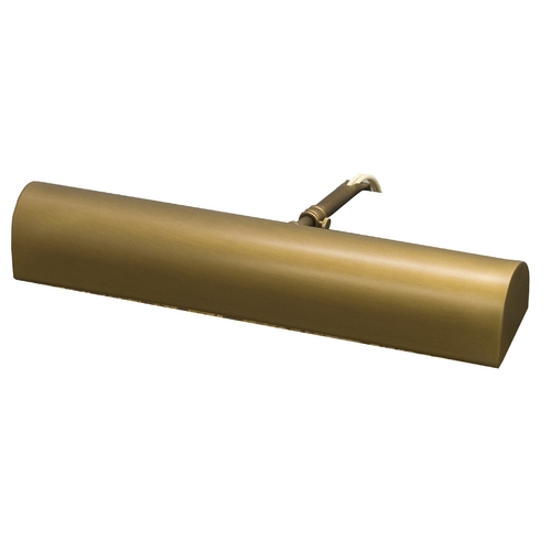 House of Troy Lighting Picture Light in Weathered Brass Finish T14-76