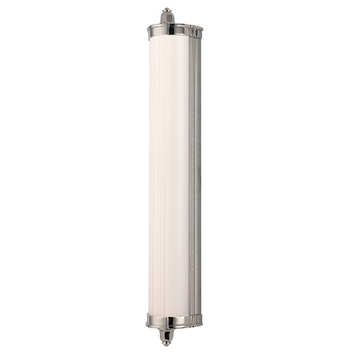 Hudson Valley Lighting Nichols Polished Nickel LED Bathroom Light 714-PN