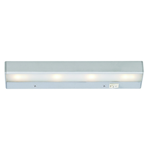 WAC Lighting Wac Lighting Satin Nickel 12-Inch LED Linear Light BA-LED4-SN