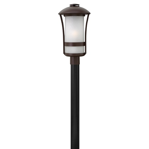 Hinkley Lighting Hinkley Lighting Chandler Anchor Bronze LED Post Light 2701AR-LED