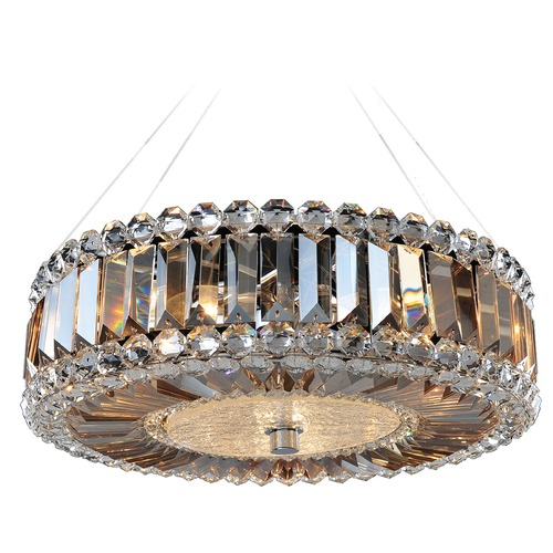Allegri Lighting Luxor 16in Round Pendant 11740-010-FR005