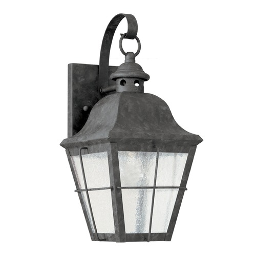 Sea Gull Lighting Sea Gull Lighting Chatham Oxidized Bronze LED Outdoor Wall Light 846291S-46