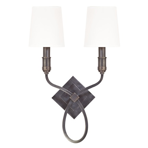 Hudson Valley Lighting Hudson Valley Lighting Westbury Old Bronze Sconce 422-OB-WS