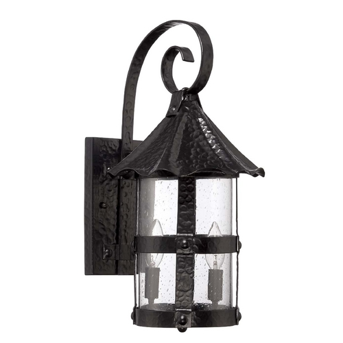 Craftmade Lighting Craftmade Lighting Willoughby Midnight Outdoor Wall Light Z7514-11