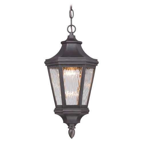 Minka Lavery Minka Lighting Hanford Pointe Oil Rubbed Bronze LED Outdoor Hanging Light 71824-143-L