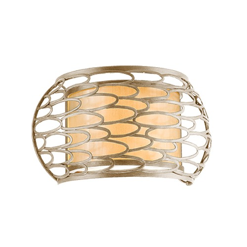 Corbett Lighting Corbett Lighting Cesto Modern Silver Sconce 127-12