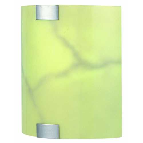Lite Source Lighting Lite Source Lighting Nimbus Polished Steel Sconce LS-1627