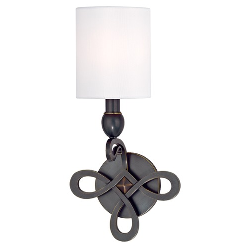 Hudson Valley Lighting Pawling 1 Light Sconce - Old Bronze 7211-OB