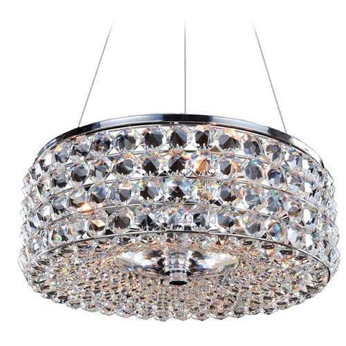 Allegri Lighting Arche 16in Round Pendant 11751-010-FR001